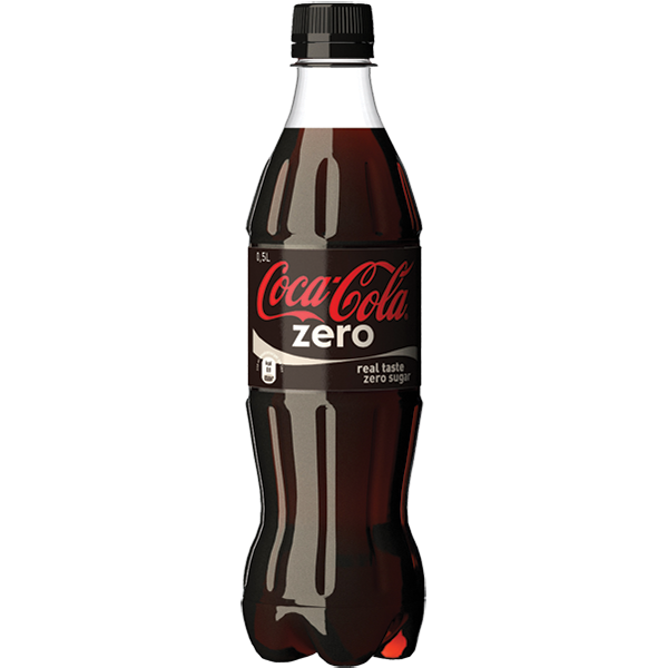 coca cola zero bouteille 50cl chapier. Black Bedroom Furniture Sets. Home Design Ideas