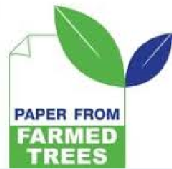 PAPER FROM FARMED TREES